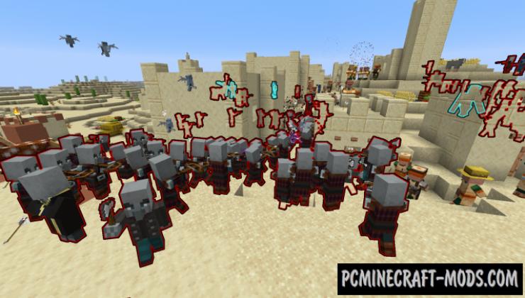 Last Line of Defense - Adventure Map For Minecraft