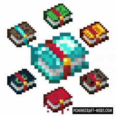 Neko's Enchanted Books - Tweak Mod For Minecraft 1.16.5