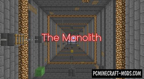 The Monolith - Parkour Map For Minecraft