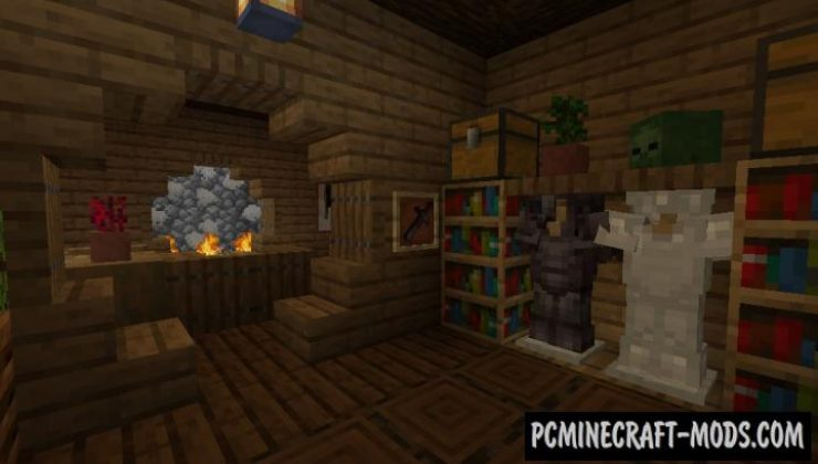 Hobbit Hole House Map For Minecraft