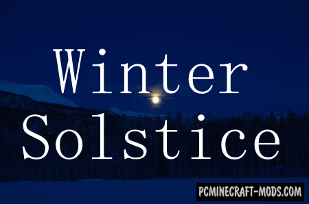 Winter Solstice - Adventure Map For Minecraft
