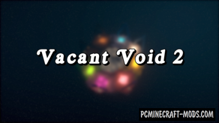 Vacant Void 2 - Finding, CTM Map For Minecraft