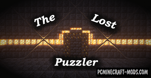 The Lost Puzzler Map For Minecraft