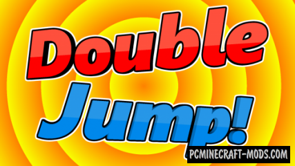 Double Jump - Parkour Map For Minecraft