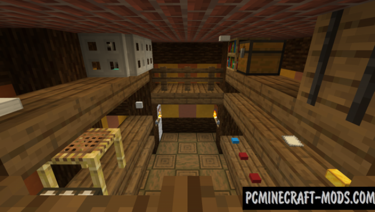 Franka33's Puzzle Challenge Map For Minecraft