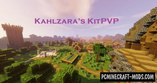 Kahlzara's KitPvP - Arena Map For Minecraft
