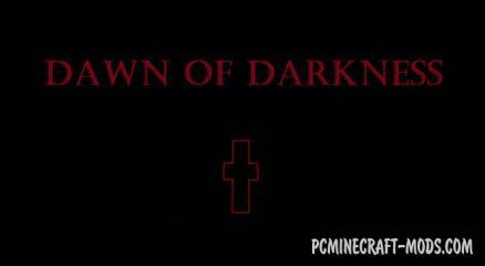 Dawn of Darkness - Adventure Map For Minecraft