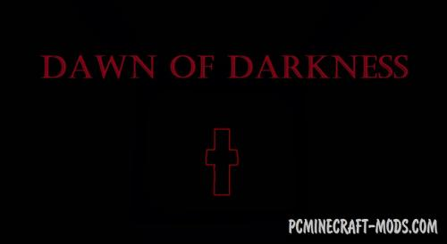 Dawn of Darkness - Adventure Map For Minecraft