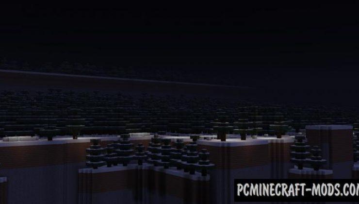 UNDERTALE: Complete - Adventure, Buildings Map