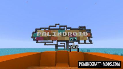 Palindroid - Puzzle Map For Minecraft