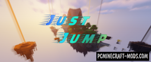 Just Jump - Parkour Map For Minecraft