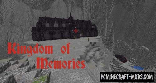 Kingdom of Memories - Adventure Map For Minecraft