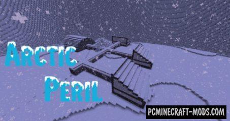 Arctic Peril - Adventure Map For Minecraft