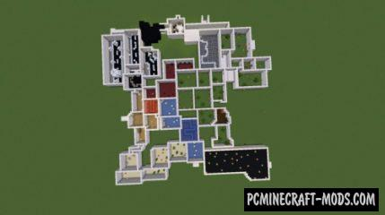 Easy Fifty - Parkour Map For Minecraft