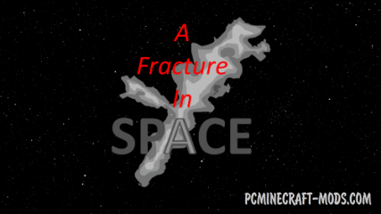 A Fracture in Space - Puzzle Map For Minecraft