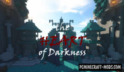 Heart of Darkness - Adventure Map For Minecraft