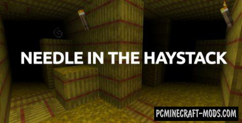 Needle in the Haystack - Minigame Map For MC
