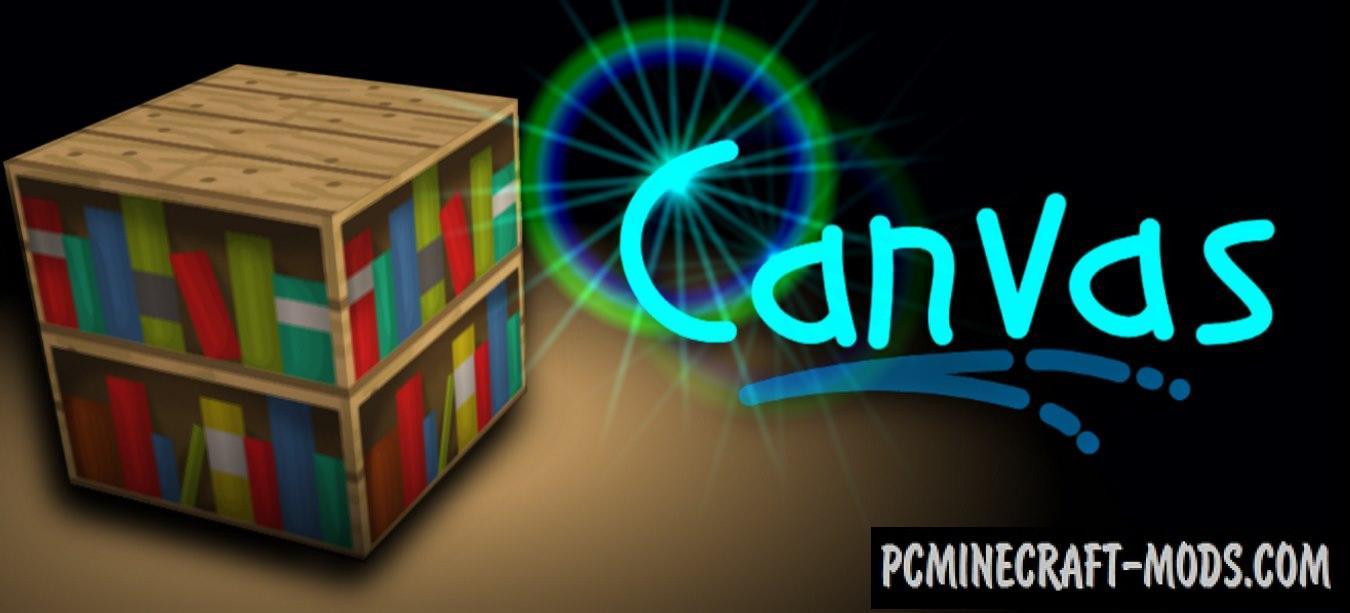 Canvas Faithful 256x 128x, 64x Texture Pack For MC 1.17.1, 1.16.5