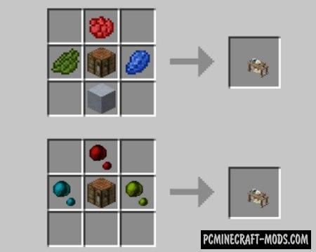 DecoCraft - Furniture Mod For Minecraft 1.12.2