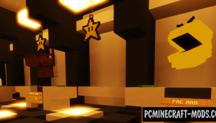 The First Deathrunner - Minigame Map For Minecraft