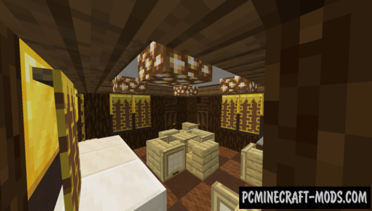 RMS Titanic - Creation, 3D Art Map For Minecraft