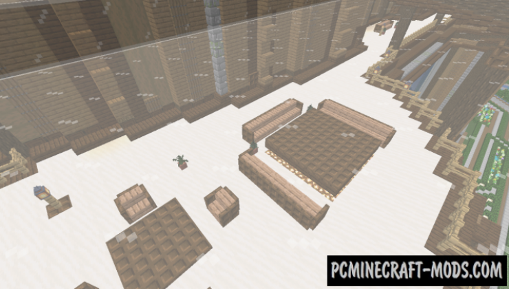 Royal Mansion Map For Minecraft