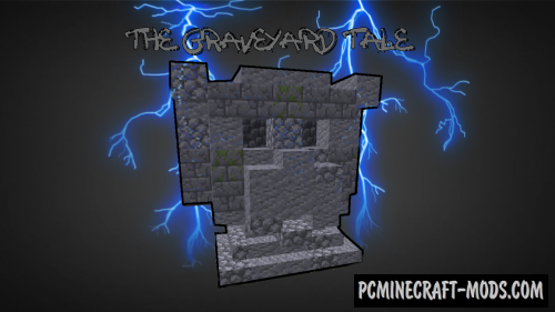 The Graveyard Tale - Adventure Map For Minecraft