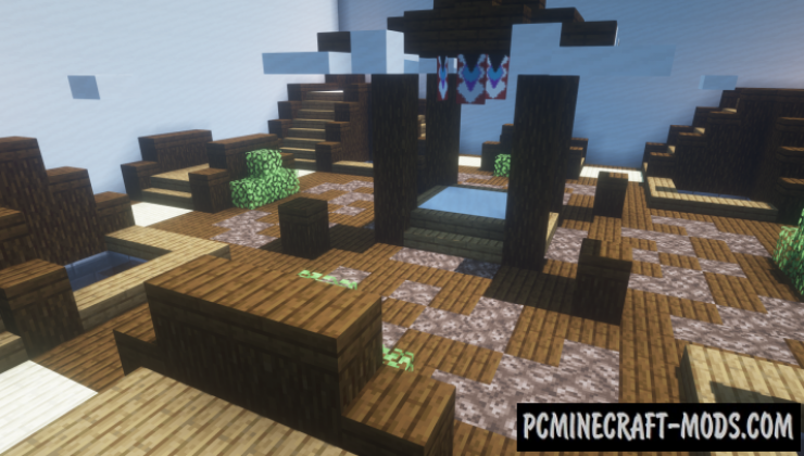 Ultima Pvp Map For Minecraft
