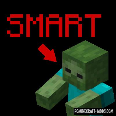Enhanced AI Mod For Minecraft 1.16.5