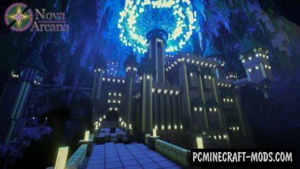 Nova Arcana Map For Minecraft
