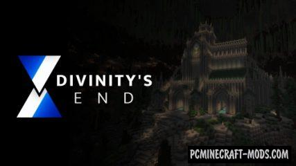 Divinity's End Map For Minecraft