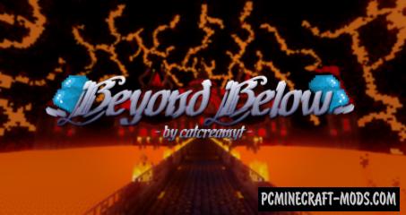 Beyond Below Map For Minecraft