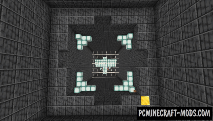 The Ultimate Dropper Map For Minecraft